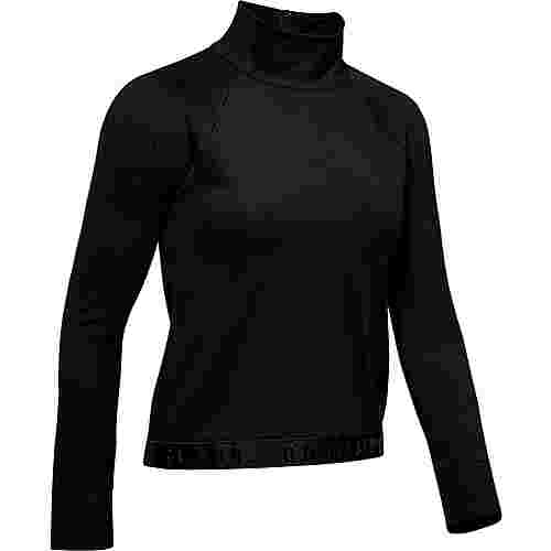 Under Armour Rush Langarmshirt Damen black