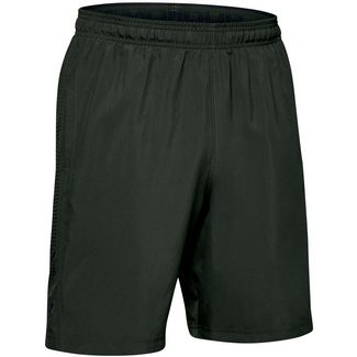 Under Armour Graphic Funktionsshorts Herren oliv