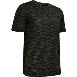 Under Armour Vanish Seamless Funktionsshirt Herren oliv