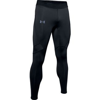 Under Armour Qualifier Coldgear Tights Herren black