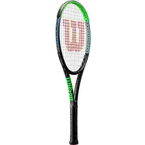 Wilson Blade 101 L Tennisschläger charcoal-green