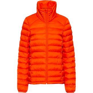 SCHECK Kunstfaserjacke Damen orange