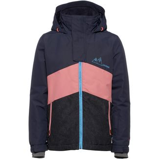 Protest Trickle Snowboardjacke Kinder dark-grey-melee