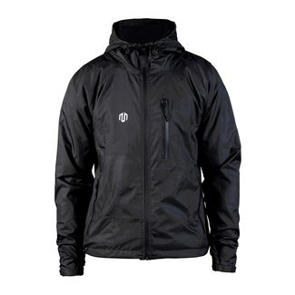 MOROTAI Running Jacket Funktionsjacke Herren Schwarz