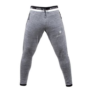 MOROTAI Casual Sweatpants Funktionshose Herren Space Melange
