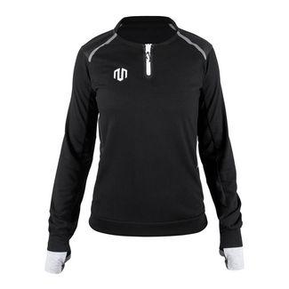 MOROTAI Running Sweatshirt Sweatshirt Damen Schwarz