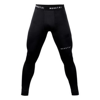MOROTAI Bloc Performance Tights Leggings Herren Schwarz