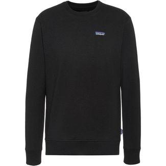 Patagonia P-6 Label Sweatshirt Herren black