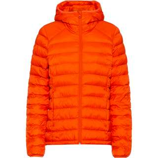 SCHECK Steppjacke Damen orange