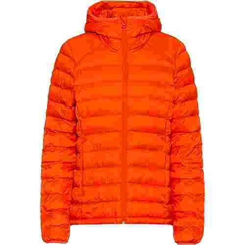 SCHECK Steppjacke Damen orange