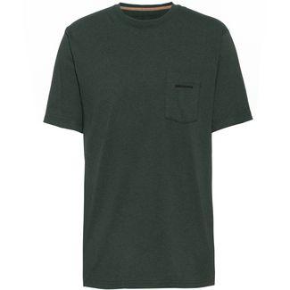 Patagonia P-6 Logo T-Shirt Herren alder green