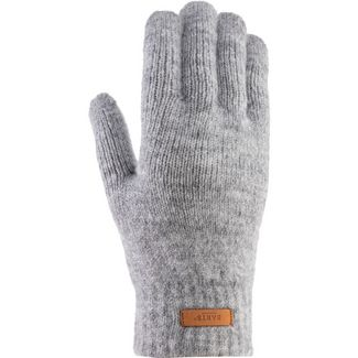 Barts Witzia Fingerhandschuhe Damen heather grey