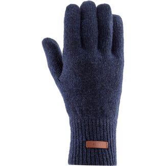 Barts Haakon Fingerhandschuhe Herren navy