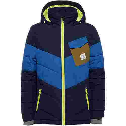 Protest Strider Snowboardjacke Kinder ground-blue