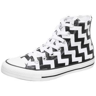 CONVERSE Chuck Taylor All Star Sneaker Damen weiß / schwarz