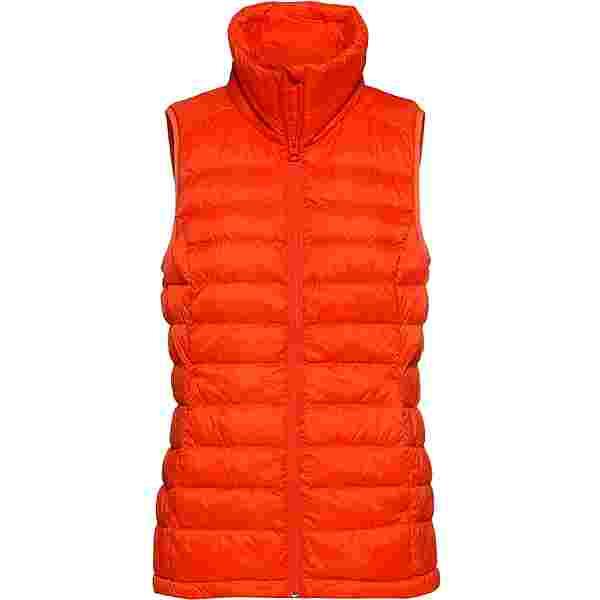 SCHECK Steppweste Damen orange