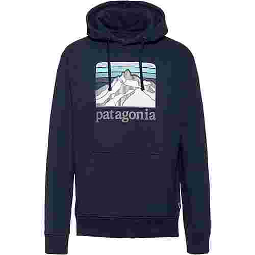 Patagonia Line Logo Ridge Uprisal Hoodie Herren classic navy