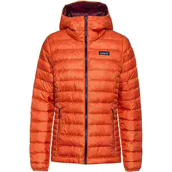 Patagonia DOWN Daunenjacke Damen sunset orange