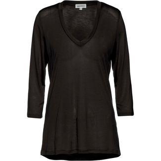 ARMEDANGELS Olivaa Langarmshirt Damen black