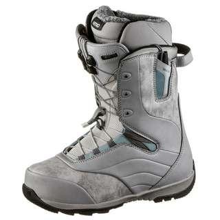 Nitro Snowboards Crown TLS Snowboard Boots Damen grey-steel blue