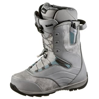 Nitro Snowboards Crown TLS Snowboard Boots Damen grey-steel blue