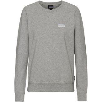 Patagonia Pastel P-6 Label Ahnya Sweatshirt Damen drifter grey