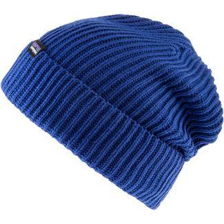 Patagonia Fisherman´s Rolled Beanie cobalt blue