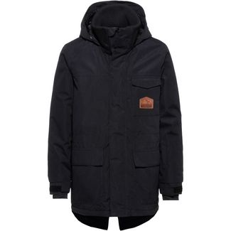 Protest Hymer Parka Kinder true-black