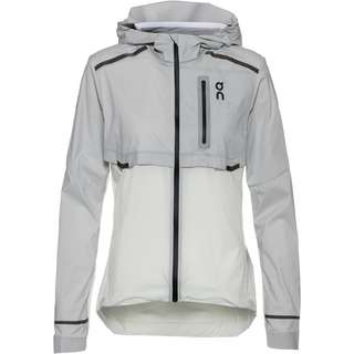 ON Laufjacke Damen grey-white
