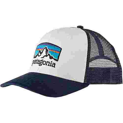 Patagonia Fitz Roy Horizons Cap Herren white classic navy