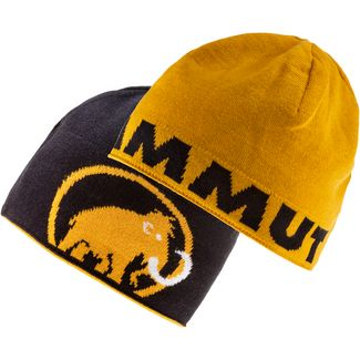 Mammut Beanie golden-black