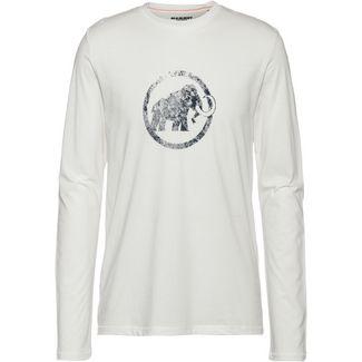 Mammut Langarmshirt Herren bright white
