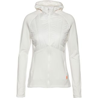 Mammut Aconcagua Light Hybrid Fleecejacke Damen bright white