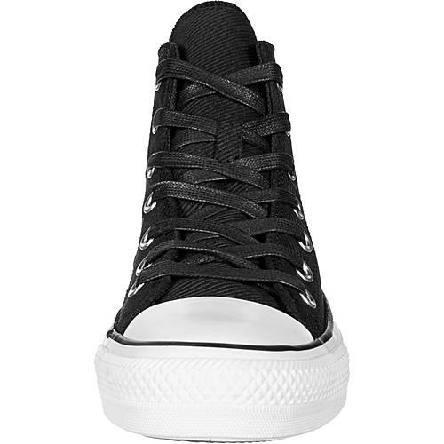 Converse Chuck Taylor AS Hi Sneaker Damen Schwarz