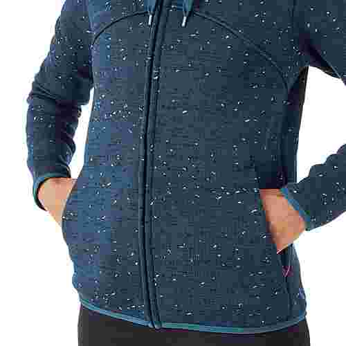 Mammut Chamuera ML Fleecejacke Damen wing teal