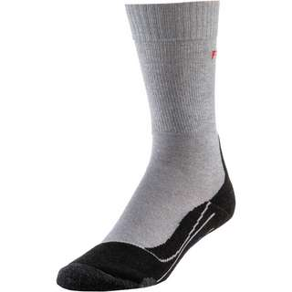 Falke TK2 Cool Wandersocken Herren light-grey