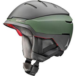 ATOMIC Savor GT Amid Skihelm dark green