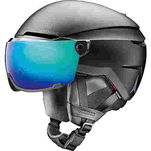 ATOMIC Savor Amid Visor HD Skihelm black