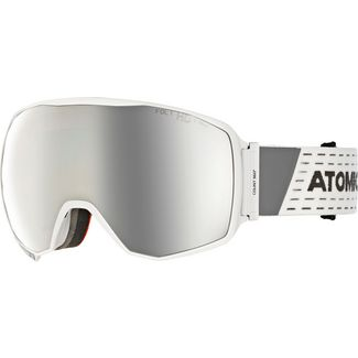 ATOMIC Count 360° HD Skibrille white