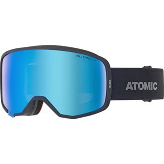 ATOMIC Revent Stereo Skibrille black