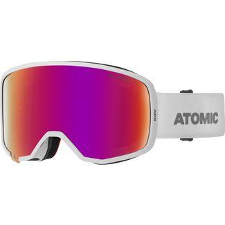 ATOMIC Revent Stereo Skibrille white