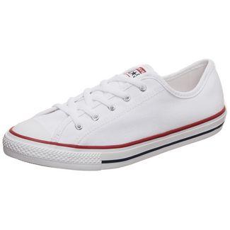 CONVERSE Dainty Ox Low Top Sneaker Damen weiß