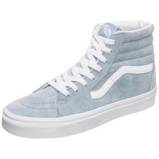 Vans Sk8-Hi Sneaker Damen hellblau / weiß
