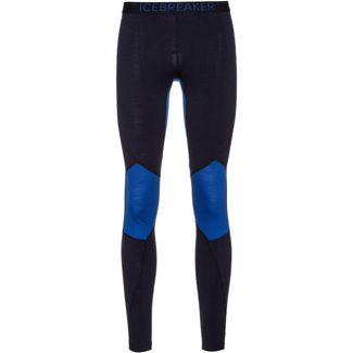Icebreaker Merino 260 Zone Funktionsunterhose Herren midnight navy-surf