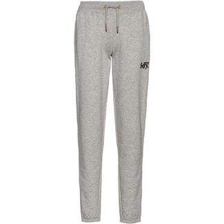 Superdry Ana Sweathose Damen grey marl