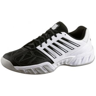 K-Swiss BIG SHOT LIGHT 3 CARPET Tennisschuhe Herren white-black-gull gray