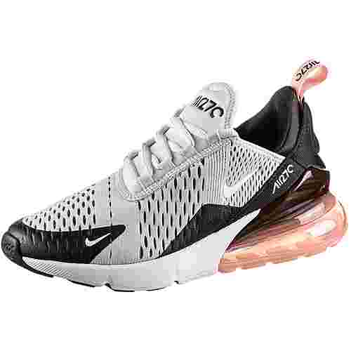 Nike NIKE AIR MAX 270 Sneaker Kinder platinum tint-white-black-bleached coral