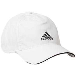 adidas C40 ClimaLite Cap weiß / schwarz
