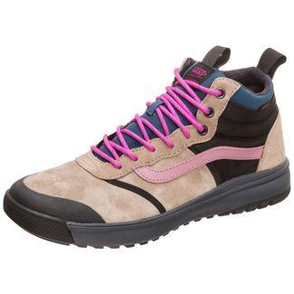 Vans UltraRange Hi Dl Mte Sneaker Herren hellbraun / pink
