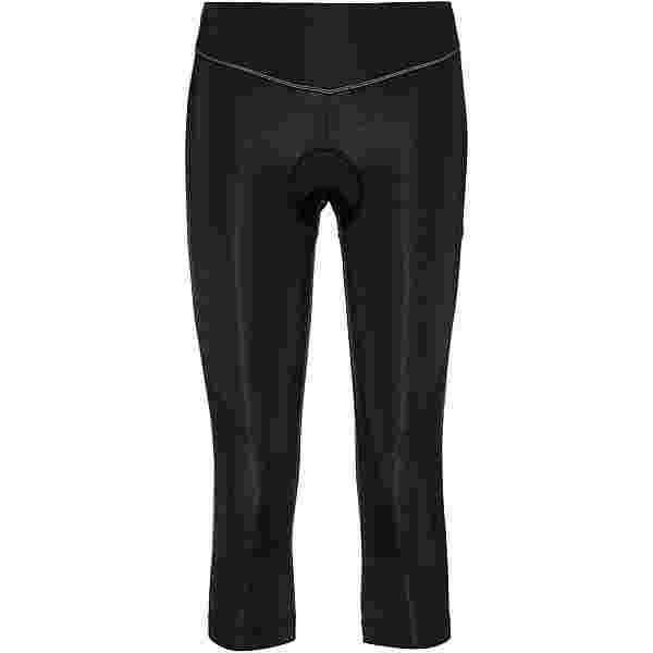 VAUDE Active 3/4 Pants Tights Damen black uni